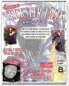 Trickster Tales 2009