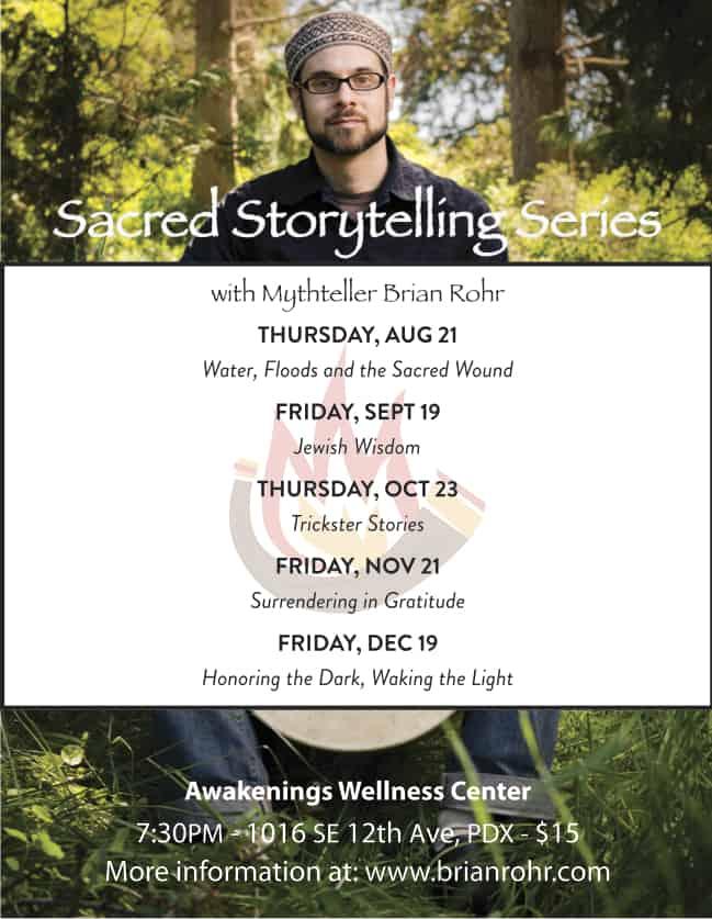 Sacred Storytelling Series Handout