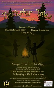 4th Annual Trickster Tales 2012