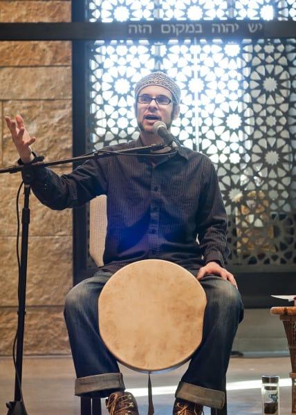 Storyteller Brian Rohr -- Image by JeffCamPhoto.com