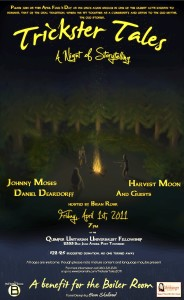3rd Annual Trickster Tales - 2011